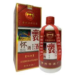 融汇老酒 53°怀酒优级 酱香型 500mlx1瓶(2012年)