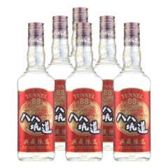 【2013年份老酒特卖】53°八八坑道台湾高粱酒典藏陈高窖藏纯粮清香型白酒600mL*6