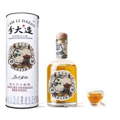 【饮国潮】李大造 法国香水工艺 原生草本精酿红茶甘露350ml