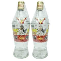 平坝窖酒52度 珍品光瓶 兼香型白酒 500mlx2瓶 2020年