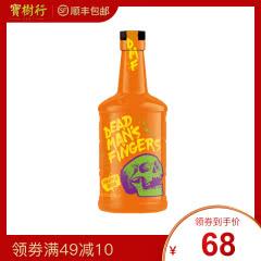 37.5°死侍手指加勒比菠萝味朗姆酒700ml