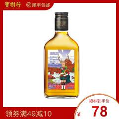 40°花乐岛屿4号麦芽威士忌200ml