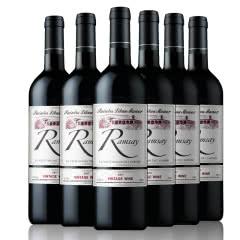 【整箱】13.5° 圣斯里堡庄园干红葡萄酒  红酒整箱红酒750ml(6瓶)