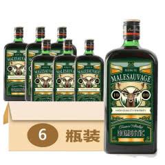 40%vol雄野圣鹿洋酒威士忌700ml*6