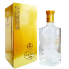 42°五粮液总厂生产恒久挚爱金砖1912酒(单瓶装500ml*1瓶)