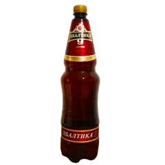俄罗斯进口啤酒桶装精酿啤酒波罗的海烈性啤酒高度啤酒黄啤桶装1.35单瓶装