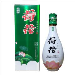 【杜酱官方】53°杜酱 国盛荷花酒 带杯 香柔酱香型500ml【杜酱股份】
