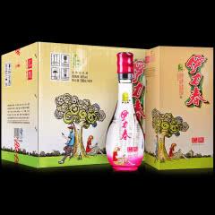 【买一发二】46度伊力春(红颜)500ml*6瓶 整箱装浓香型白酒新疆名酒 伊犁特产