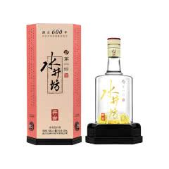 38°水井坊井台装500ml单瓶装(新老包装随机发货)
