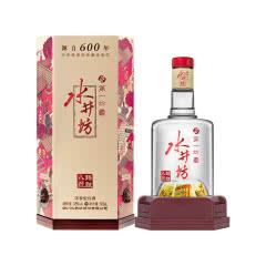 38°水井坊臻酿八号500ml单瓶装(新老包装重新发货)