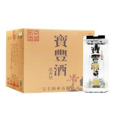 河南白酒 宝丰酒 宝丰(十五陈酿)酒清香型白酒54度500ml6瓶整箱