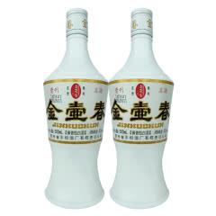 53°金壶春酒 光瓶装 酱香型 平坝窖酒酒厂500mlx2瓶 2020年