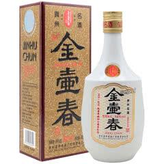 54°金壶春酒改革开放四十周年纪念酱香型白酒500ml(2018年)