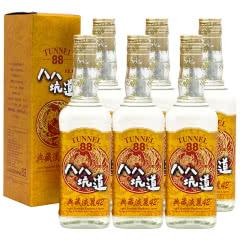 【2013年老酒】42°台湾白酒八八坑道高粱酒 典藏淡丽 整箱装 600ml*6瓶