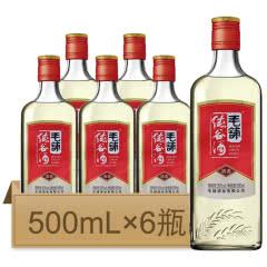 50°劲牌 毛铺纯谷酒 500ml*6 高度 箱装配制白酒