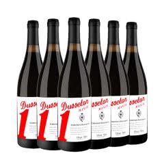 澳大利亚进口红酒 赤霞珠干红葡萄酒 750ml*6瓶  整箱