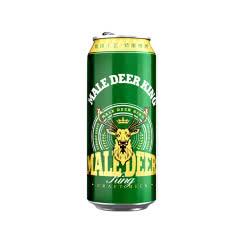 公鹿王德式小麦精酿啤酒500ml