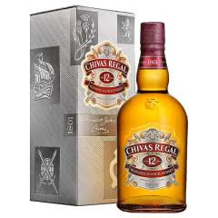 40°英国芝华士12年苏格兰威士忌700ml