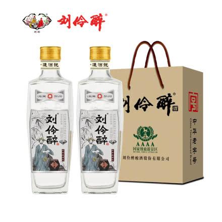 54°  刘伶醉 刘伶造酒说 500ml*2