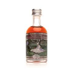 40度派斯顿迷你小瓶洋酒收藏纪念珍藏版XO白兰地单瓶50mL《在花园中的莫奈一家》