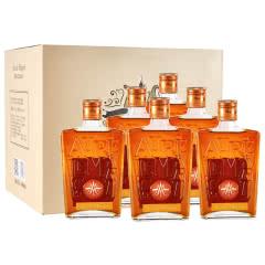 高地(AureleMarcot)XO白兰地 法国原液高地洋酒200mL*6瓶