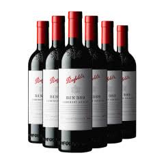 Penfolds 奔富 BIN389赤霞珠设拉子澳洲进口红葡萄酒 750ml*6瓶整箱装