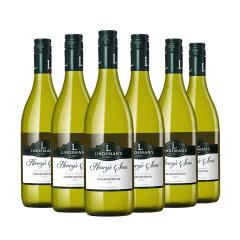 利达民亨利家族霞多利干白葡萄酒750ml*6瓶整箱装