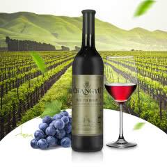 张裕 优选级 干红葡萄酒750ml*1 单瓶装 国产红酒