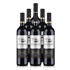 澳洲红酒天鹅庄家族经典西拉干红葡萄酒750ml*6