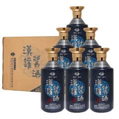 金沙汉罐20 酱香型53度纯粮白酒500ml*6整箱装