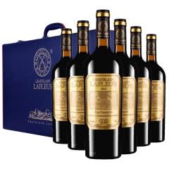 法国进口红酒拉斐教皇92干红葡萄酒红酒整箱红酒礼盒装 750ml*6