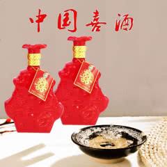 中国喜酒浓香型白酒500ml*6瓶