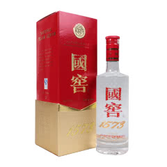52°国窖1573 浓香型白酒 500ml(2015年)