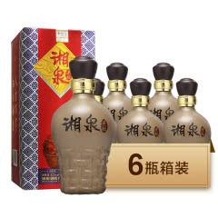 52°酒鬼酒湘泉老坛500ml*6瓶装