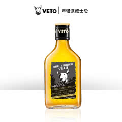 牛头梗 VETO单一麦芽威士忌酒200ml苏格兰高地原瓶进口小瓶装洋酒