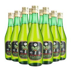 45°山西杏花村竹叶青酒475ml*12瓶
