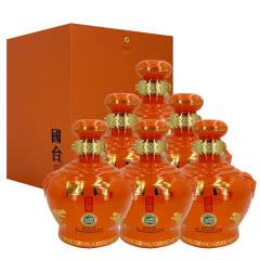 53°国台  国台国礼酒 酱香型白酒 500mlx6瓶 2020年