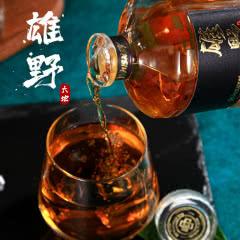 40°雄野大地威士忌500ml*1瓶