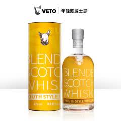 牛头梗 VETO风味实验室-艾雷岛调和麦芽 威士忌 500ml 单瓶