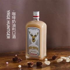 17º野格哈古雷斯咖啡奶油利口酒700ml