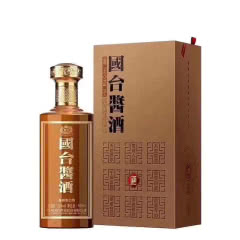 53°贵州国台酒业公司 国台酱酒 酱香型白酒500ml