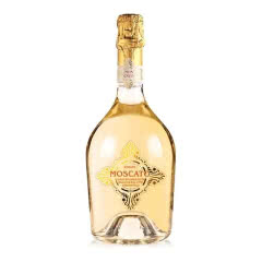 意大利原瓶进口红酒莫斯卡托起泡酒葡萄酒香槟白气泡酒750ml