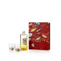 国美故事酒52度500ml单瓶双国字杯宜宾产纯粮酿造浓香型白酒礼盒装