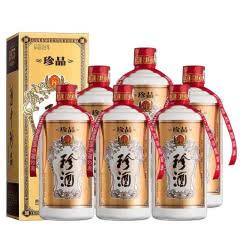 53°贵州珍酒珍品酱香型白酒500ml*6【整箱】特惠