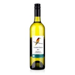 澳大利亚朗翡洛荆棘鸟莎当妮干白葡萄酒750ml