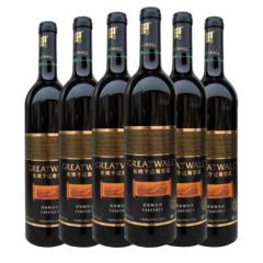 中粮长城葡萄酒高级解百纳750ml(6瓶装)