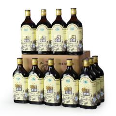 绍兴黄酒十年陈咸亨老酒黑标整箱 500mlx12瓶半甜风味