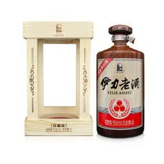 【带收藏证书】52度伊力老酒珍藏级5L大坛装大容量伊力特白酒名酒