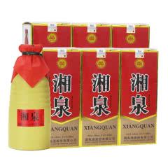 54°酒鬼酒提升版湘泉盒优酒500ml*6瓶装