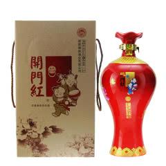 60°湘泉酒业【 2014年】 开门红大坛礼盒装湘泉白酒1500ml